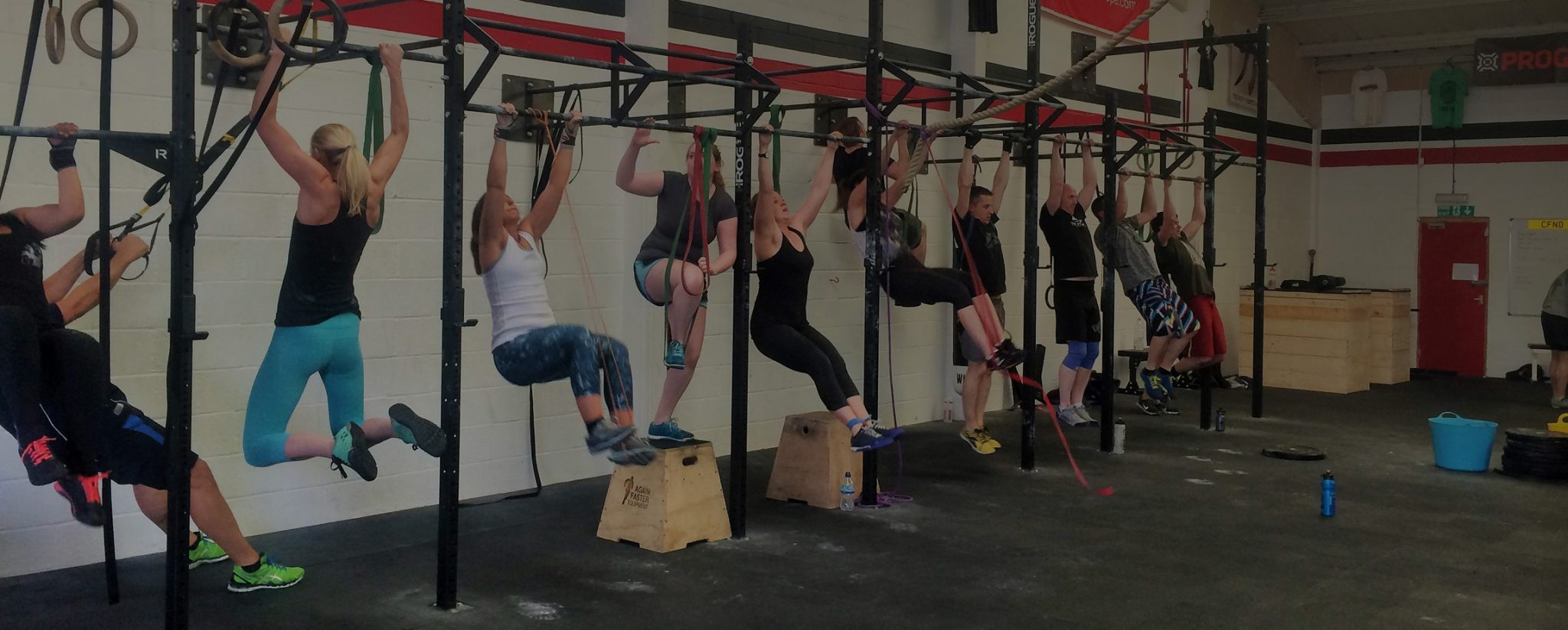 Great Reason's to CrossFit