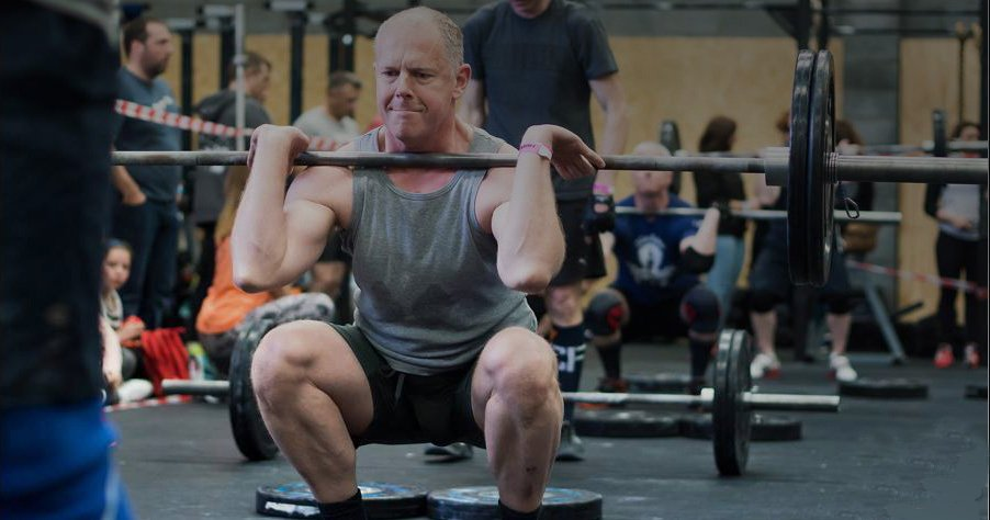 Can You Still be Fit At 40+ ?